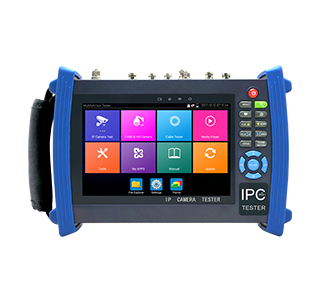 IPC-8600 Plus series Full 4K HD CCTV TESTER