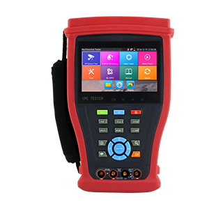 4.3 inch all in one IP Camera tester