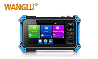 Wanglu releases new CCTV Tester IPC-5000 Plus series