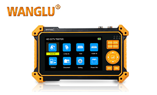 Wanglu lanuches new HD CCTV Tester HD-3100 series